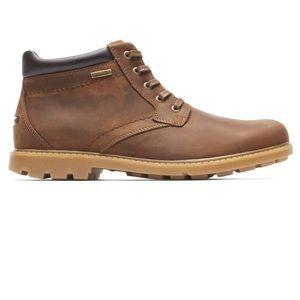 Rockport Shoes - Men's Rockport Rugged Bucks Waterproof Boots